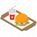 fast food, junk food, snack, takeaway meal icon