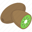 chinese gooseberry, fruit, healthy food, kiwi, kiwi fruit icon