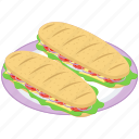 bread sandwiches, cheese sandwiches, flat bread sandwiches, sandwiches platter, veg sandwiches icon