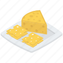 american cheddar, cheddar cheese, gouda cheese, provolone cheese, swiss cheese icon