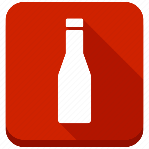bar, beer, container, glass bottle, liquid, water, wine icon