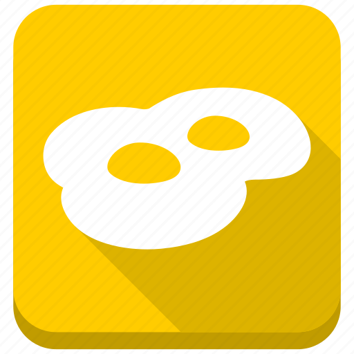 cooking, eating, egg, food, fried eggs, omlette icon