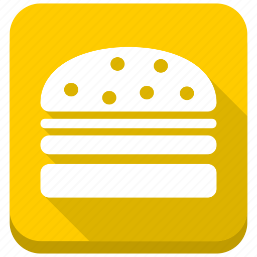 burger, cheeseburger, fastfood, hamburger, mcdonalds, meal, restaurant icon