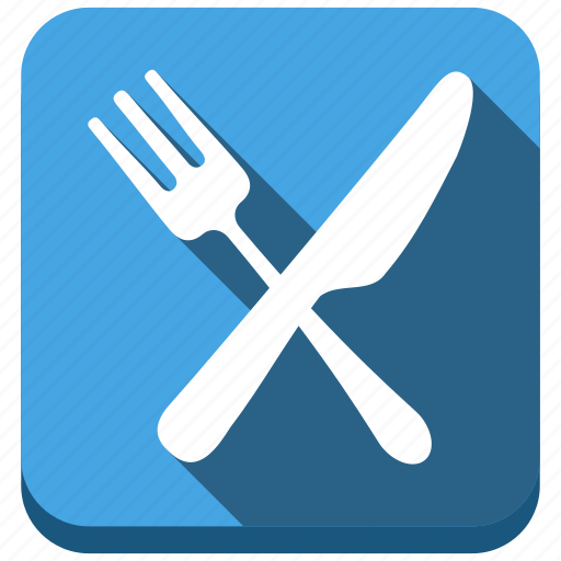 Dinner, food, fork, kitchen, knife, restaurant icon | Icon ...