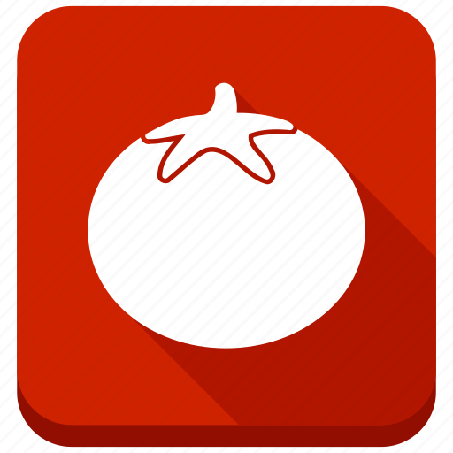 food, pomidor, pomodoro, tomato, vegetable, vegetables, vegetarian icon