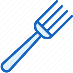 food, fork, kitchen icon