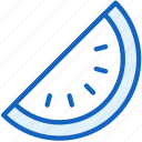 food, slice, watermelon icon