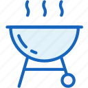 food, grill icon