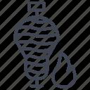 fastfood, food, restaurant, shawarma, shawerma icon