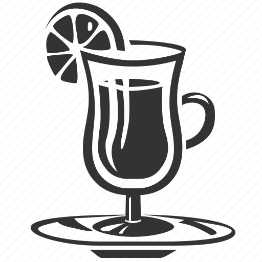 cup, drink, hot, restaurant, tea icon