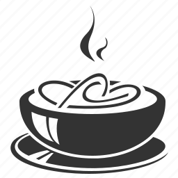 dish, food, hot, meal, restaurant, soup icon