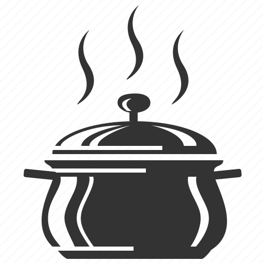 Boiler, cooking, dish, food, kitchen utensils, meal, restaurant icon - Download on Iconfinder