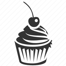 dessert, dish, food, meal, muffin icon