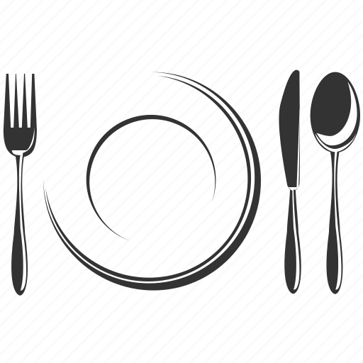 Cutlery, dish, plate, restaurant icon - Download on Iconfinder