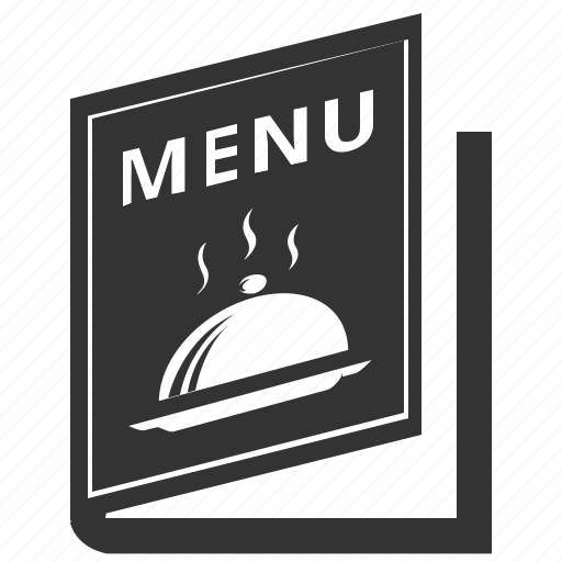 meal, menu, restaurant icon