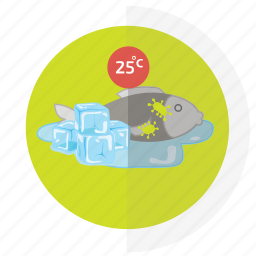 flat design, food, icon11, safety icon