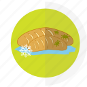 flat design, food, icon5, safety icon