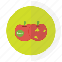 flat design, food, icon8, safety icon