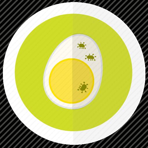 flat design, food, icon9, safety icon