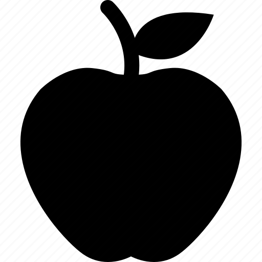 apple, energy, food, fresh fruit, fruit, vitamins icon
