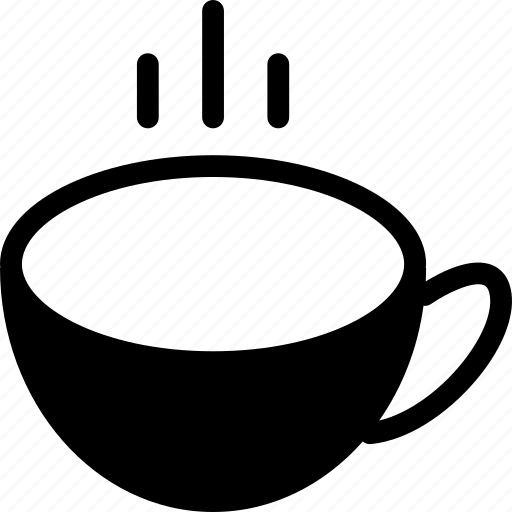 coffee, coffee cup, hot, hot coffee, hot tea, hot tea cup, tea icon