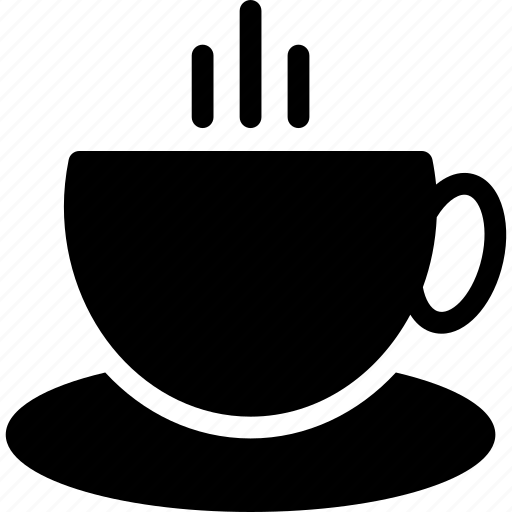 cup, cup and, cup and saucer, hot tea, tea icon