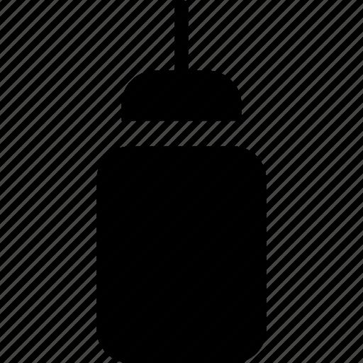 baby bottle, baby feeder, baby milk bottle, bottle, milk, milk bottle, nipple icon