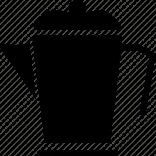 jug, kettle, water, water jug icon