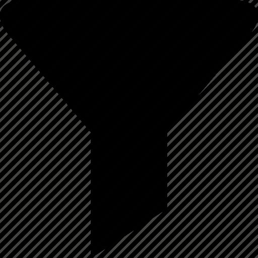 funnel, kitchen, kitchen funnel icon