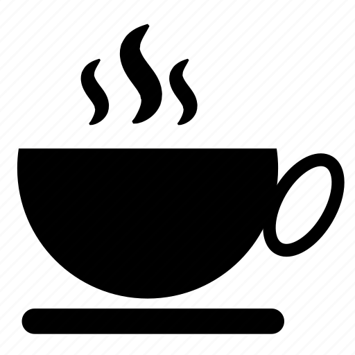 coffee, coffee cup, cup and saucer, hot coffee, hot tea, tea, tea cup icon