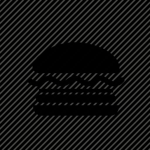 burger, chicken burger, fast burger, hamburger icon