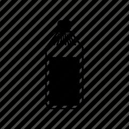 bottle, can, milk, milk bottle, milk can icon