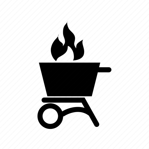 cooking, cooking pot, cooking pot on stove, fire, flame, stove icon