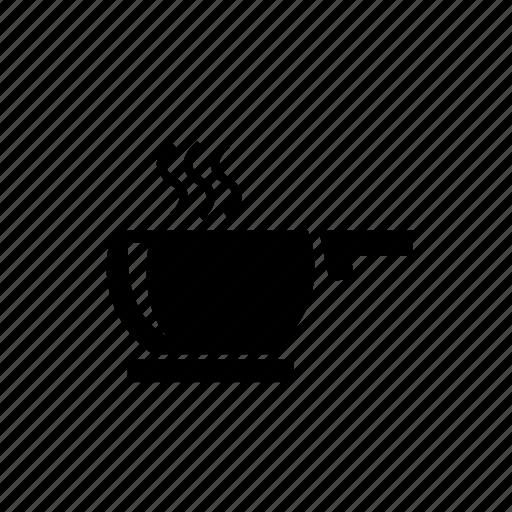 cooking, cooking pot, cooking pot on stove, stove icon