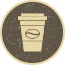 beverage, cafe, coffee, cup, drink, food, kitchen icon