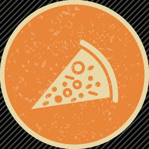 piece, pizza, slice icon