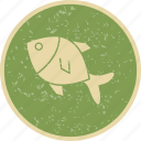 animal, fish, nature, pet, swimming icon