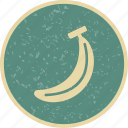 banana, food, fruit, healthy icon