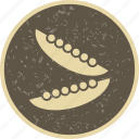 bean, beans, cook, food, grains, vegetable icon