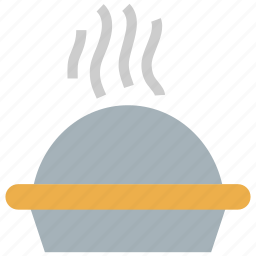 baked food, baking, cook, hot food, kitchen icon