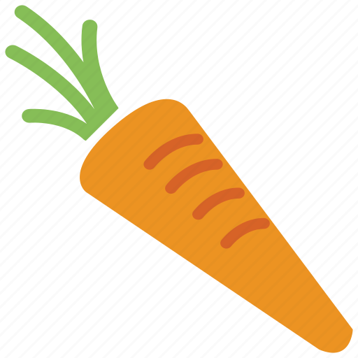 carrot, food, food and vegetable, healthy, vegetable icon