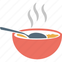 drink, food, food and bowl, food bowl, soup icon