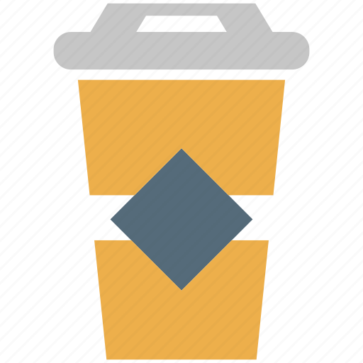 beverage, coffee, coffee cup, cup, disposable coffee cup, drink icon