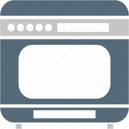 cooking oven, kitchen stove, oven, stove icon