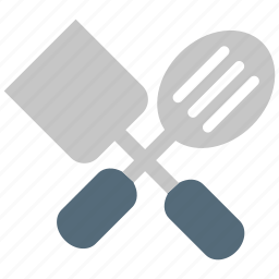 cooking, spatula, spoons, turner icon