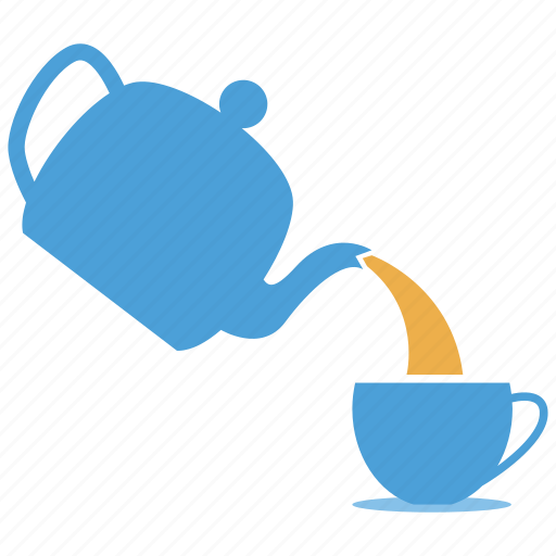 beverage, cup, kettle, tea icon