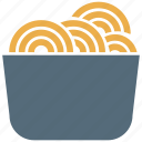 biscuits, bowl, cookie jar, cookies, sweets icon