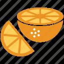 lemon, lemon slice, lime, lime slice icon