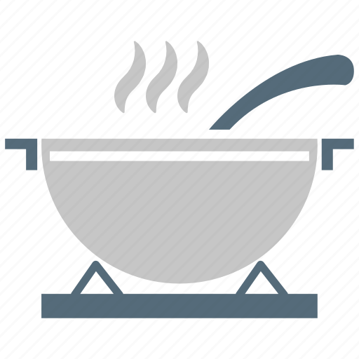 cook, cooking, cooking pot, cooking pot on stove, stove icon