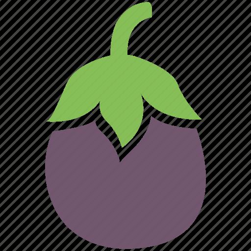 aubergine, brinjal, food, vegetable icon